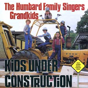 Kids Under Construction (CD)