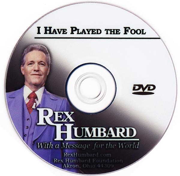 "Sermon: ""I Have Played the Fool"" (DVD)"