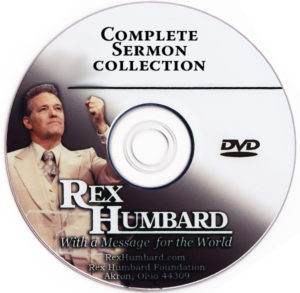 Sermon: Entire Rex Humbard Collection (DVD)