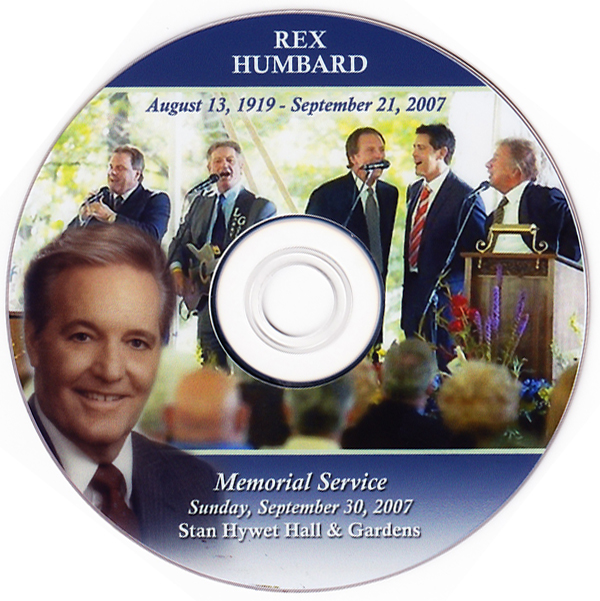 Rex Humbard Memorial Service