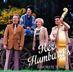 Rex Humbard's Favorite Songs (CD)
