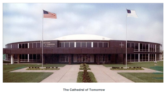 The Cathedral of Tomorrow