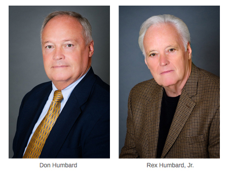 Don and Rex Humbard Jr