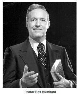Pastor Rex Humbard