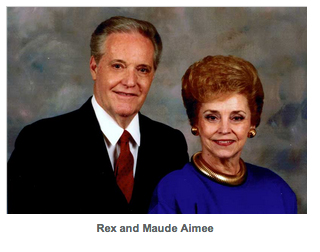 Rex and Maude Aimee