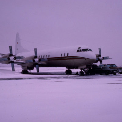 On our way to Japan-Ankorage Alaska