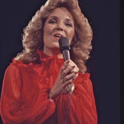 Liz Singing the Good News