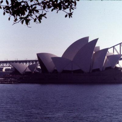 Sydney Austraili Harbor